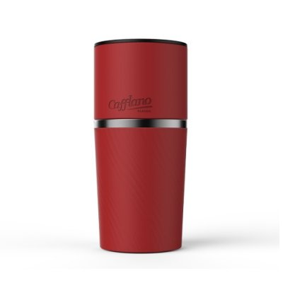 CAFFLANO ALL IN ONE COFFEE MAKER (RED)