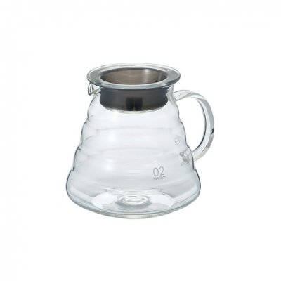 HARIO V60 GLASS SERVER (600 ML)