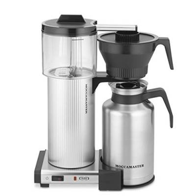 MOCCAMASTER FILTER COFFEE MAKER (1.8 LT)